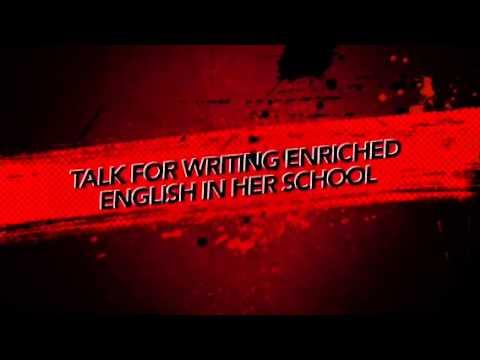 'SuperCorbett' Ice breaker for a TeachMeet presentation on Talk For Writing